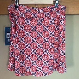New White Sierra skirt